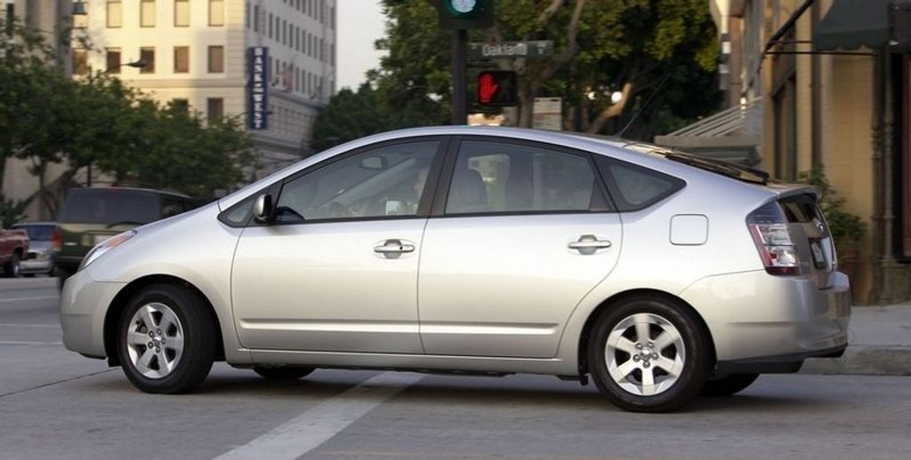 MILJØ: Toyota Prius bedre for kommunekassen enn miljøet i Norwich.