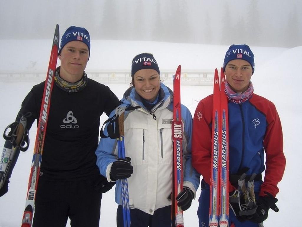 I helgen har du mulighet til å teste skiformen i Sørkedalen.