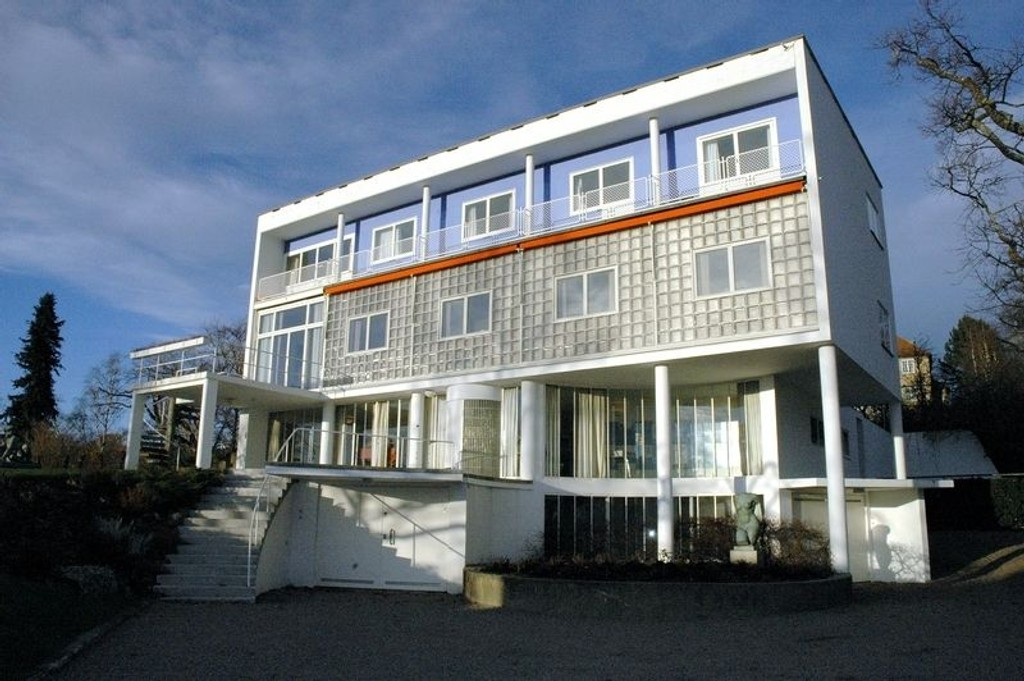 Boligprisene i Ullern bydel øker. Illustrasjonsfoto: Villa Stenersen.