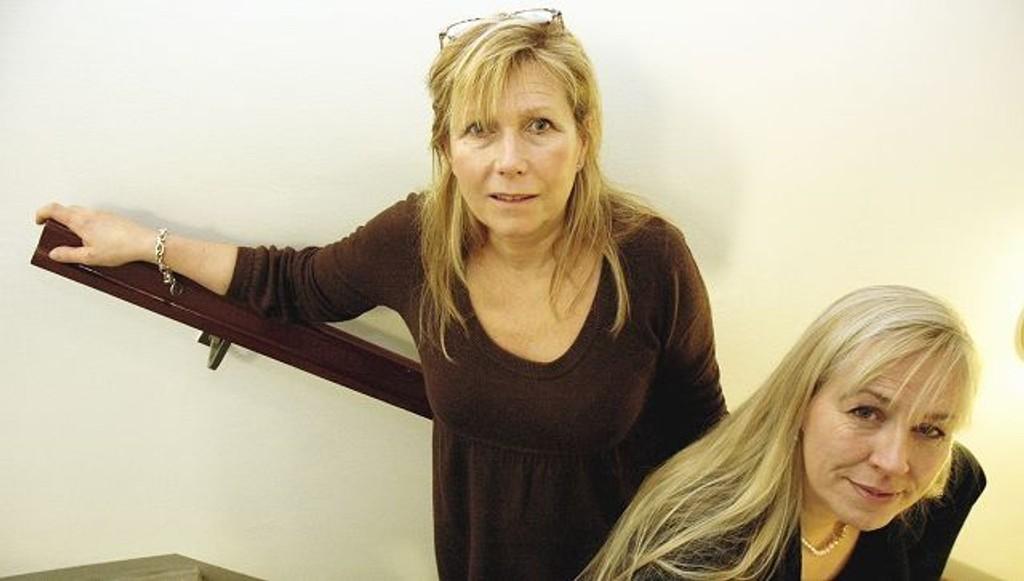 Mona Verdich (t.h.) og Nina Øyen Ekjord vil, i likhet med Kreftforeningen, ha HPV-vaksinen inn i vaksinasjonsprogrammet alle norske barn får tilbud om.