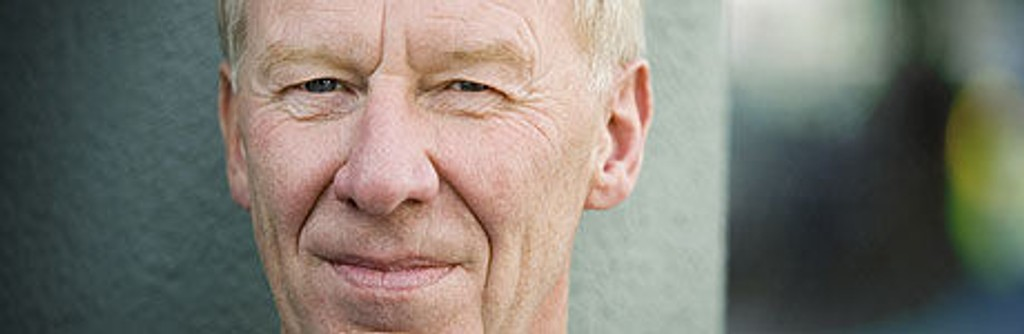 Administrerende direktør og sjefredaktør Alf Hildrum