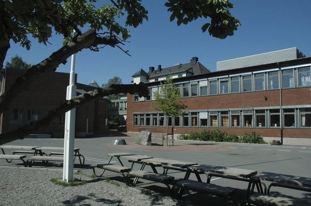 Skolene på Oslo Vest gjorde det bra i de nasjonale prøvene. Her representert ved Vinderen Skole.