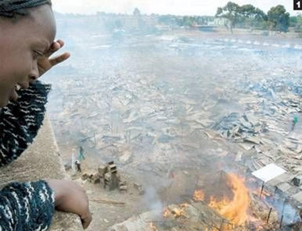 Situasjonen i Kenya er dramatisk etter det omdiskuterte presidentvalget.