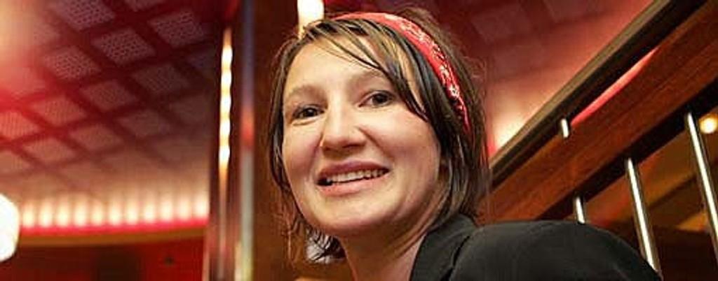 Lena Jensen (SV)