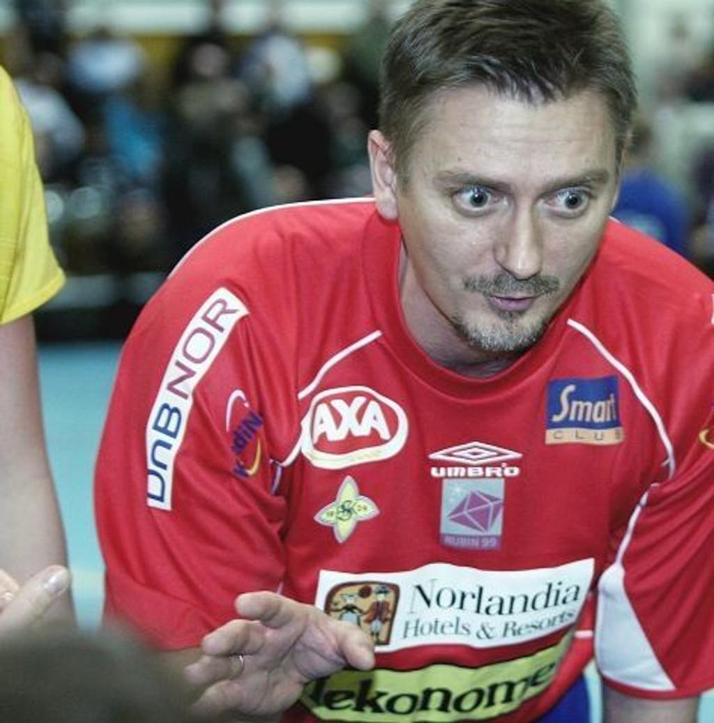 Terje Gulbrandsen synes BSK var gode i et kvarter.