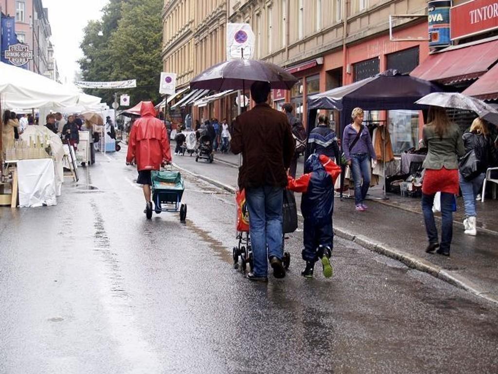 Bydel Grünerløkka har fått aller flest nye innflyttere i 2007.