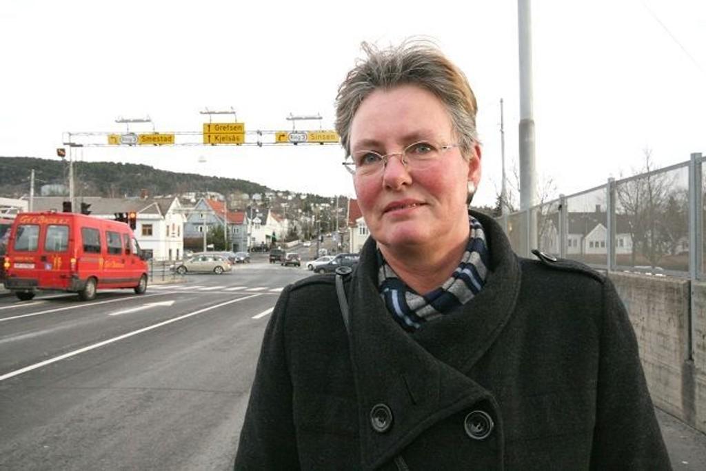 POSITIV:Anne Marstein