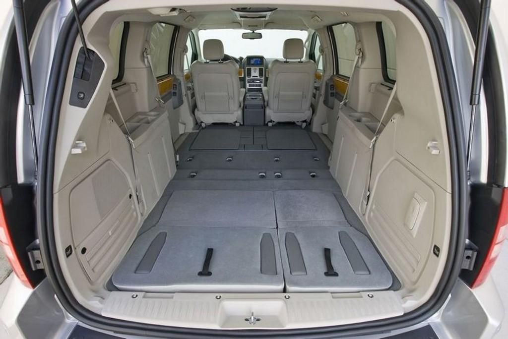 Diger flerbruksbil med størst potensial som varebil i Norge.