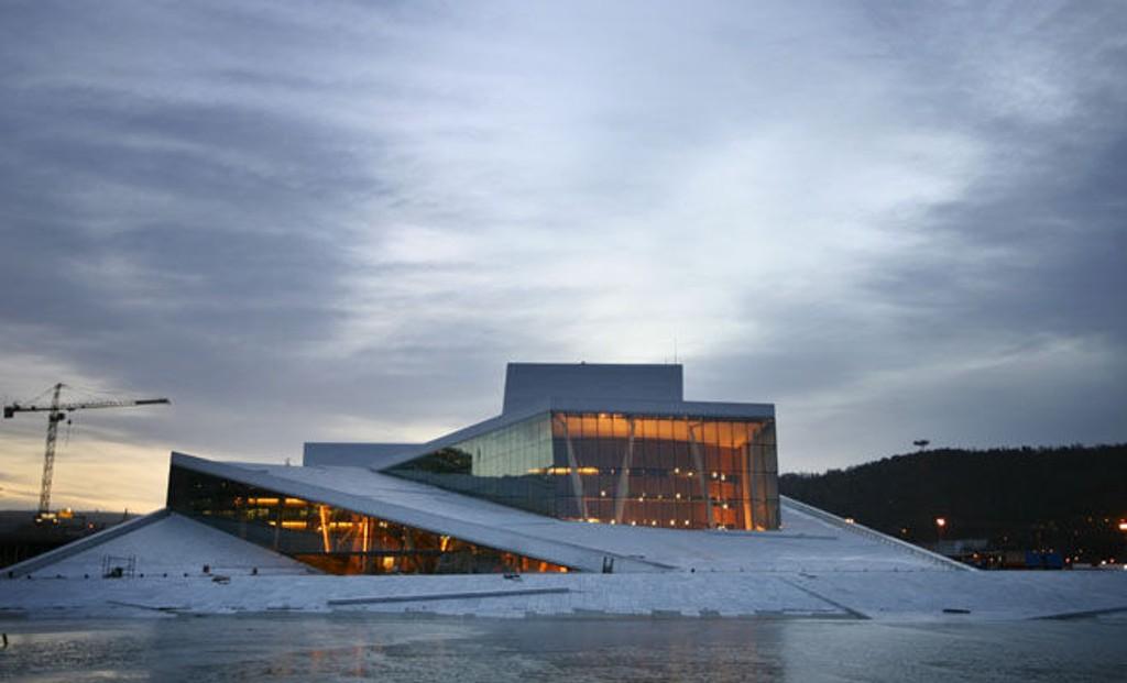 UTSATT: Opera-premieren utsatt på grunn av sikkerhetsproblemer.