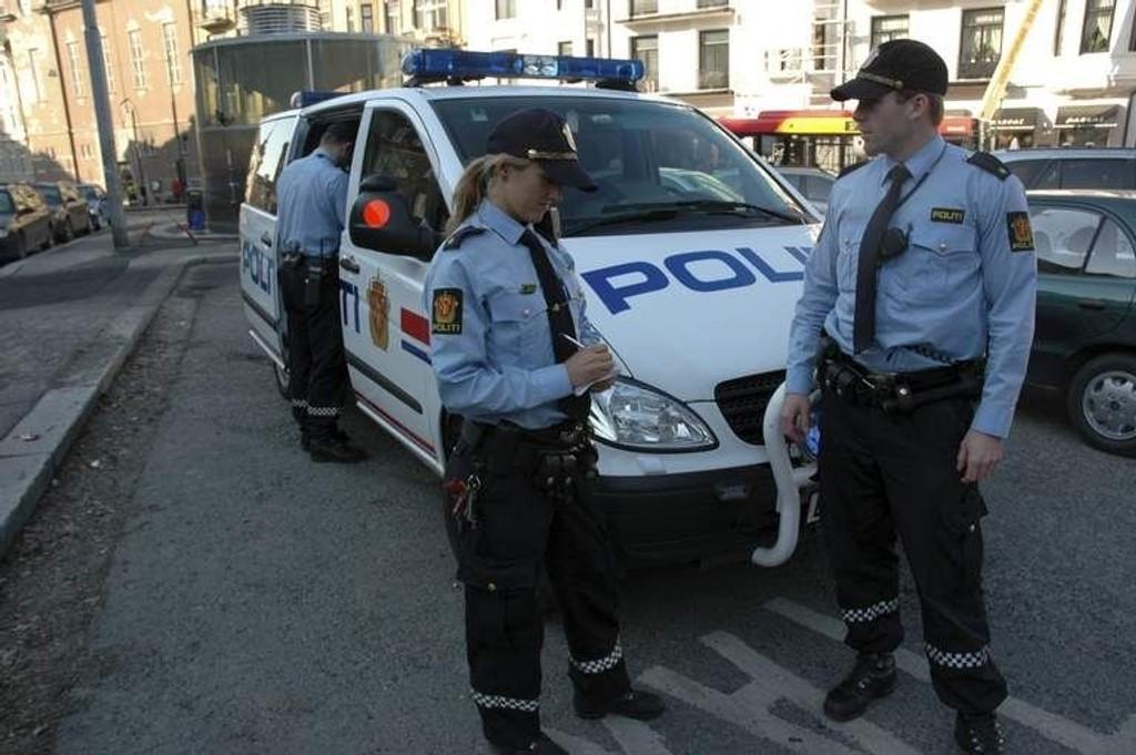 Mange nyutdannede politifolk har ikke råd til å bosette seg i Oslo.