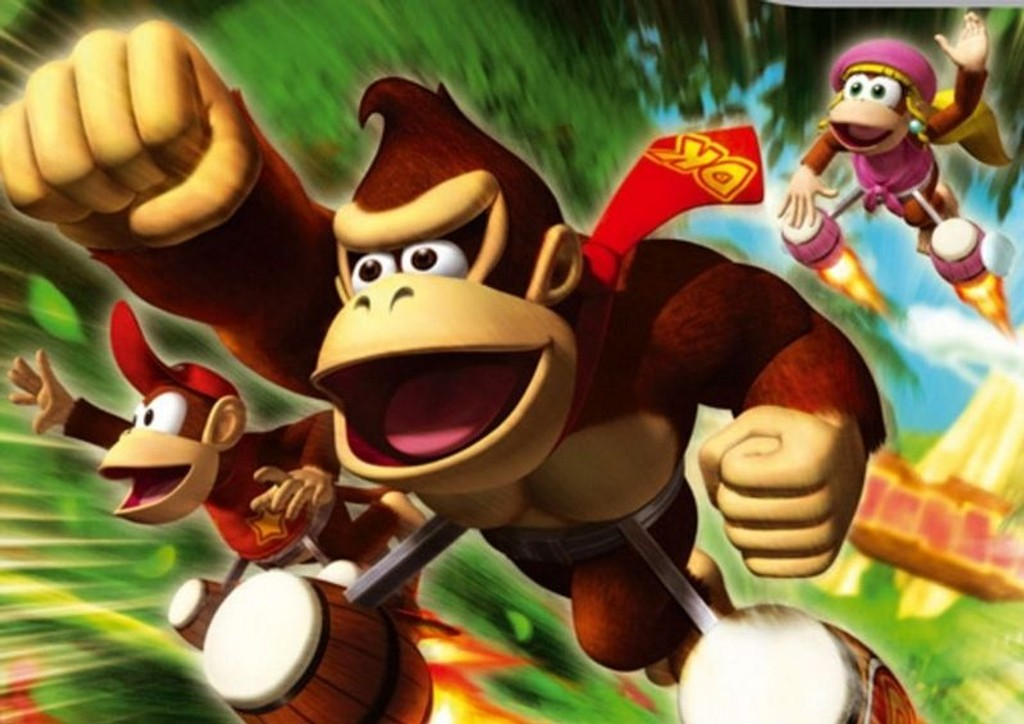 ANMELDT: Donkey Kong Jet Race.