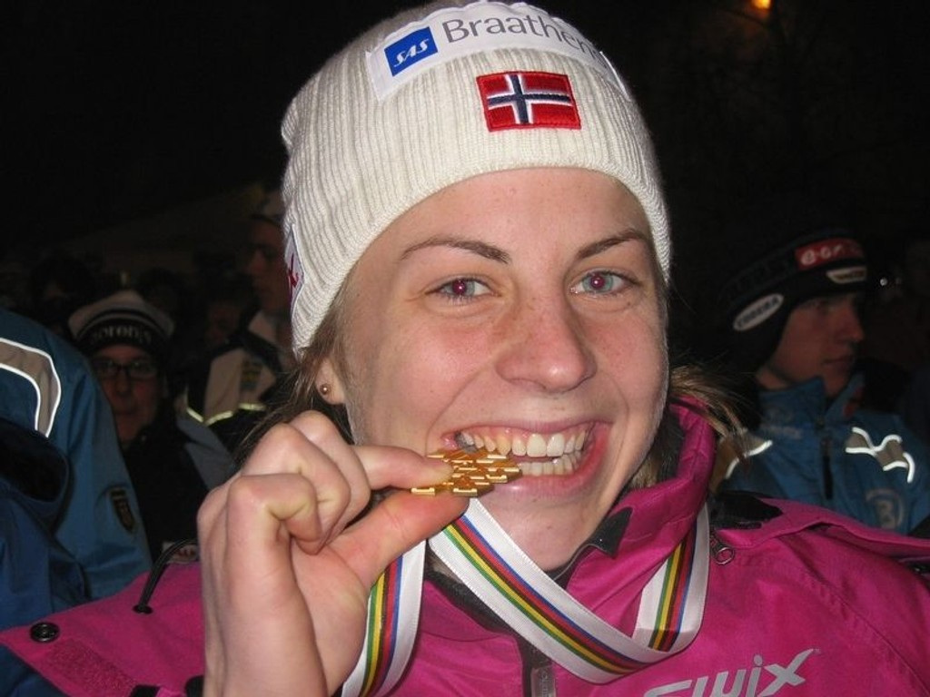 Astrid Jacobsen er med i Norges langrennstropp i Tsjekkia kommende helg.