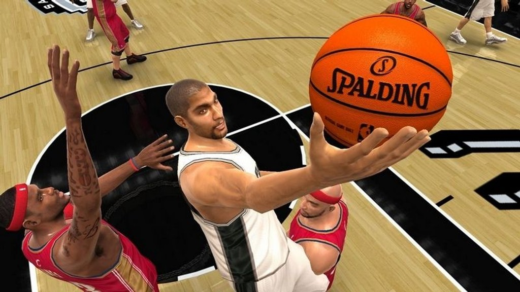 ANMELDT: NBA 08.