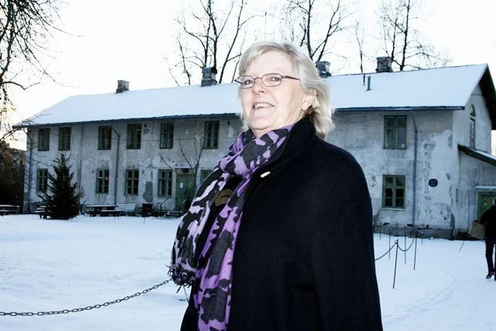 Inger Seim har lyktes med å få tidligere LO-leder Gerd-Liv Valla til Tveten gård da kvinnedagen feires 8. mars.