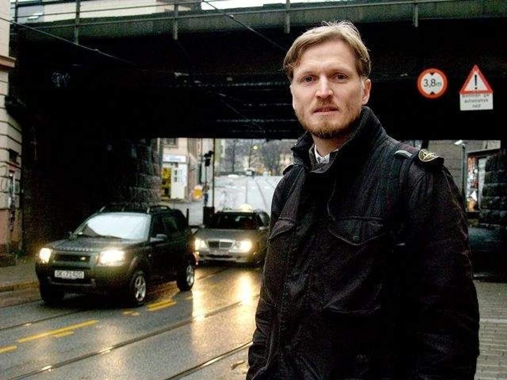 Ronny Fagereng (V) er skuffet over SV i Bjørvika-saken.