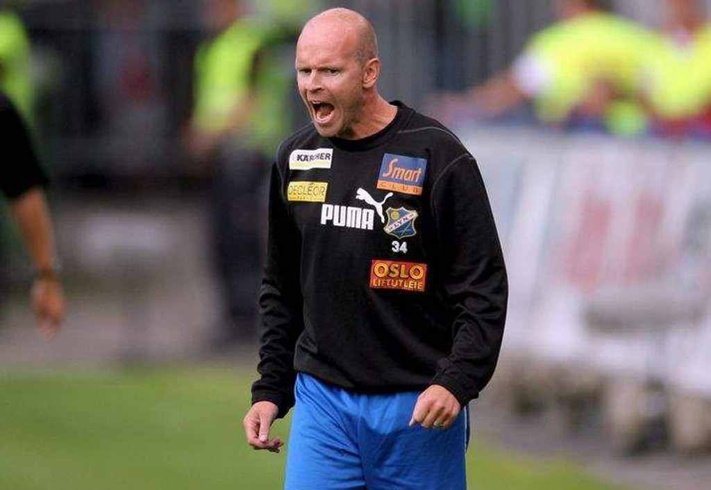 Henning Berg.