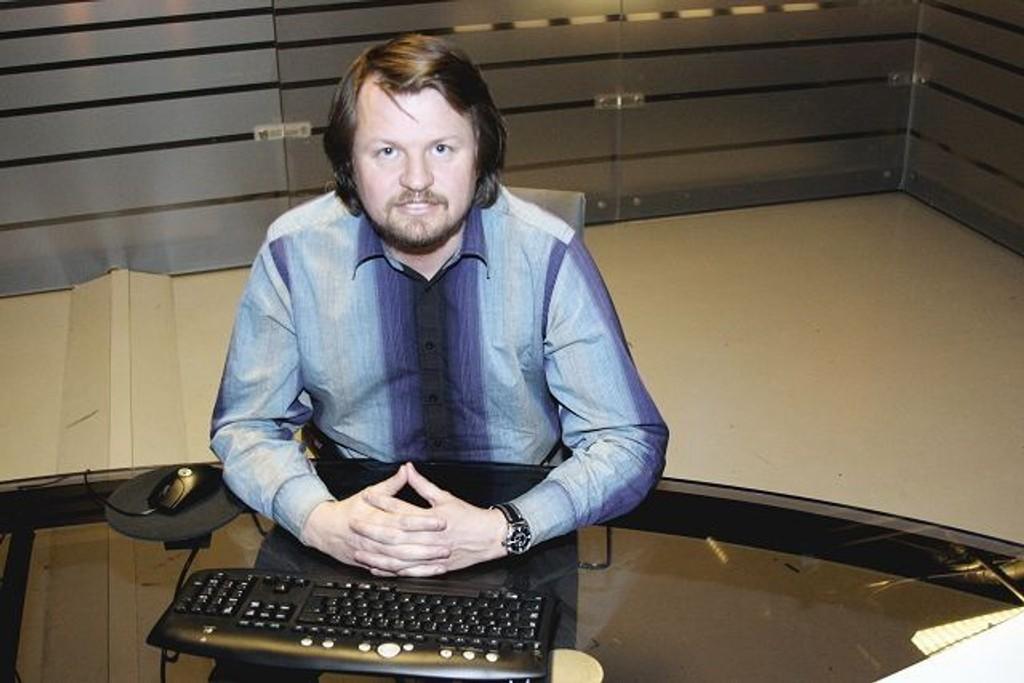 Tom Egeland vil snakke om sitt forfatterskap i samtale med Nordtvet biblioteks venner  (Arkivfoto: Charlott Pettersen).
