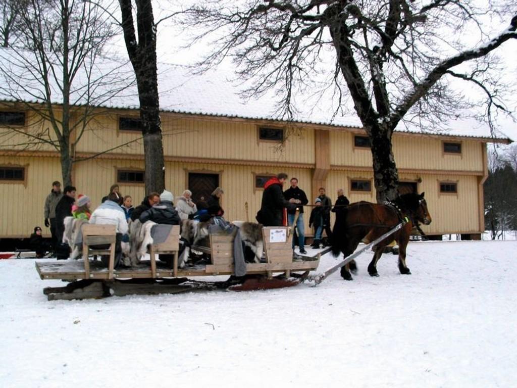 Bogstad gård.