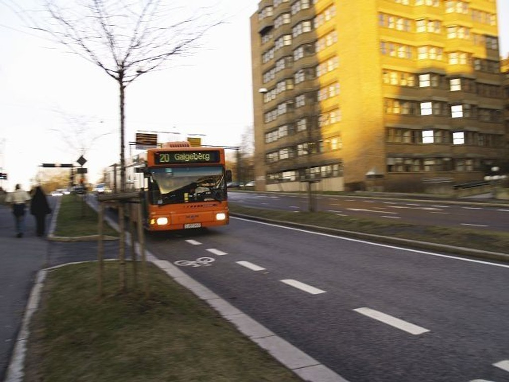 20-bussen får nå hyppigere avganger i rushtiden. ARKIVFOTO