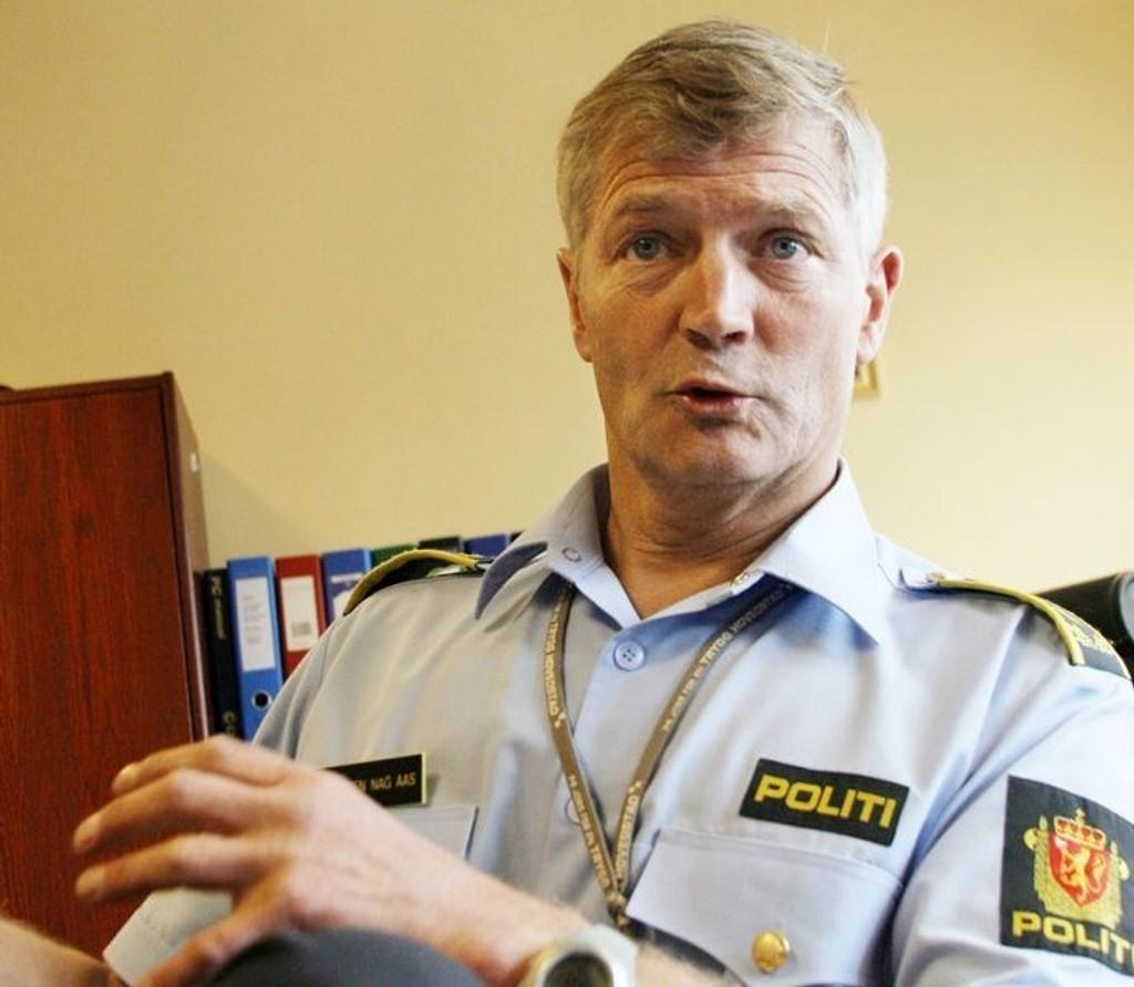 Stasjonssjefen på Stovner politistasjon er godt fornøyd med den store nedgangen i antall væpnede ran av butikker i Stovner-kretsen.