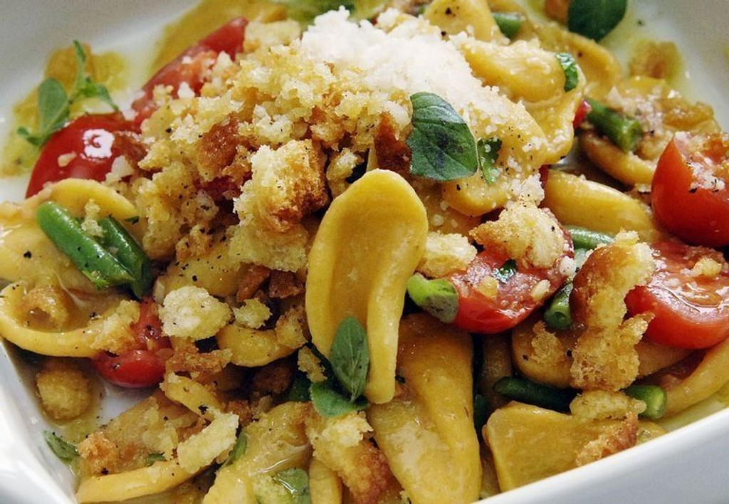 """LET'S EAT: Orrechiette """"Sicilia"""""""