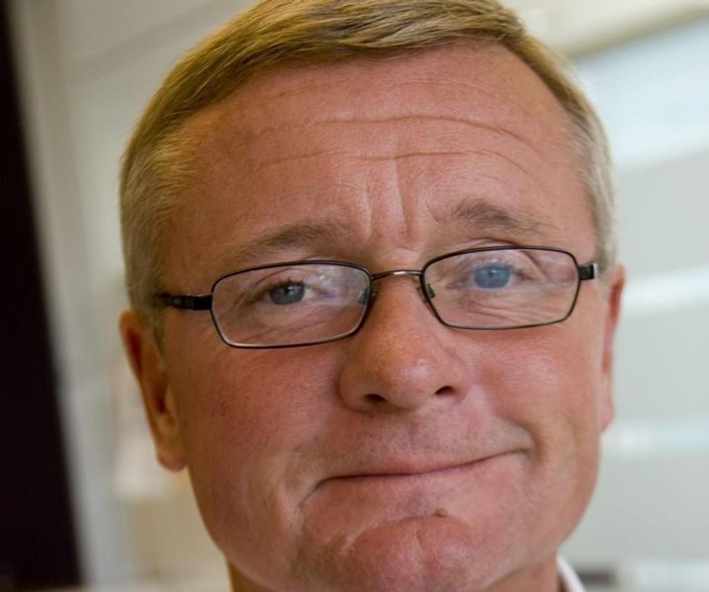 - Ille at flere unge havner i alvorlig økonomisk uføre, sier Rolf Wilhelmsen i Aktiv Kapital.(Foto: Kaia Means)