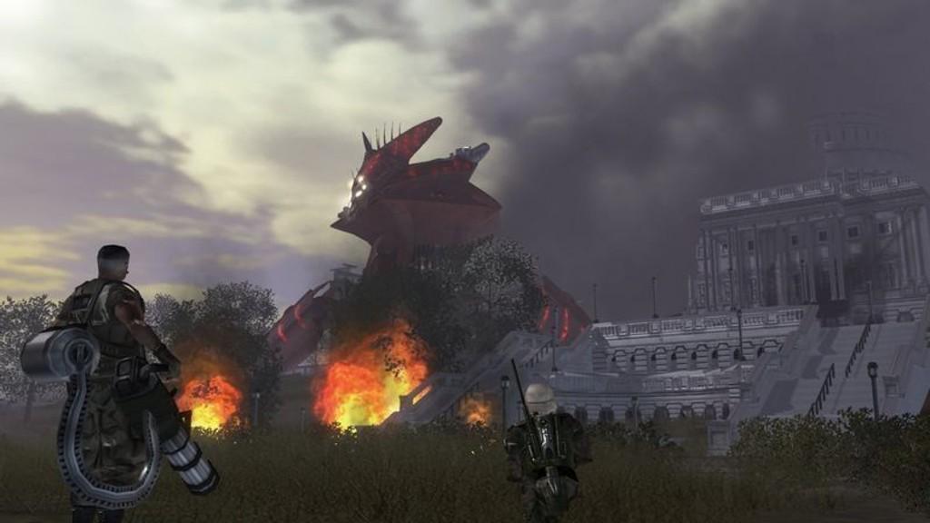 ANMELDT: Universe at War: Earth Assault