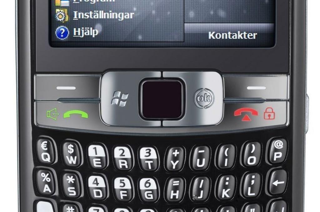 TESTET: Samsung i780.