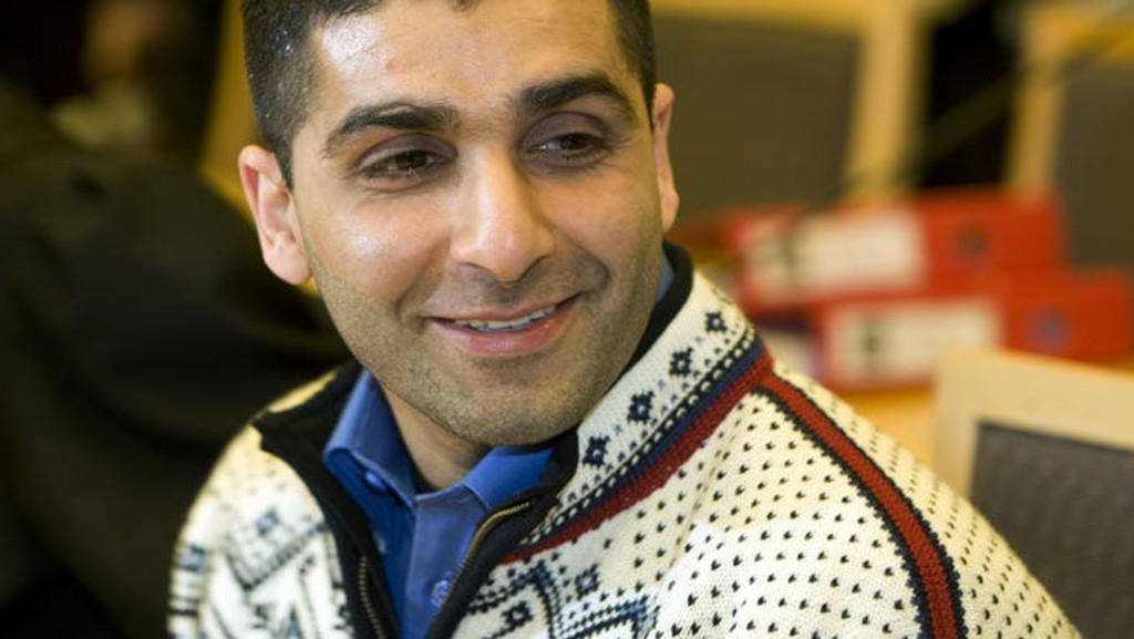 HELT I LUSEKOFTE: Gir mediene terrortiltalte Arfan Bhatti heltestatus?