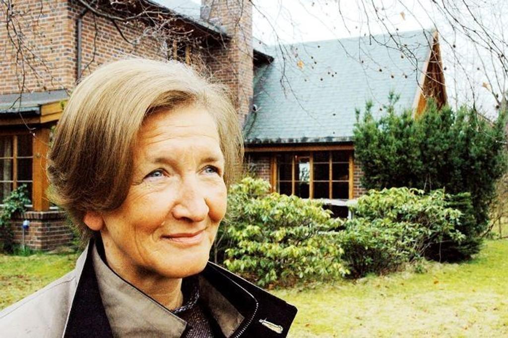 Liv Bugge Wilhelmsen forteller om et unikt nabolag i Guldbergs vei, hvor alle kjenner alle.