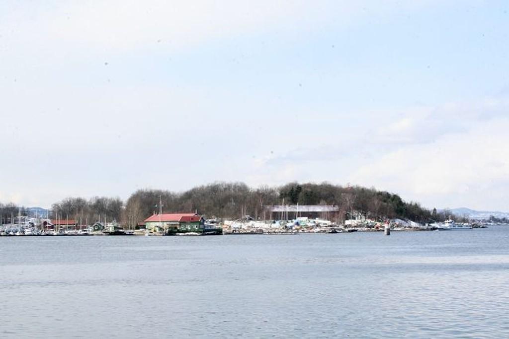 En perle i Oslofjorden med millioner av år med historie.