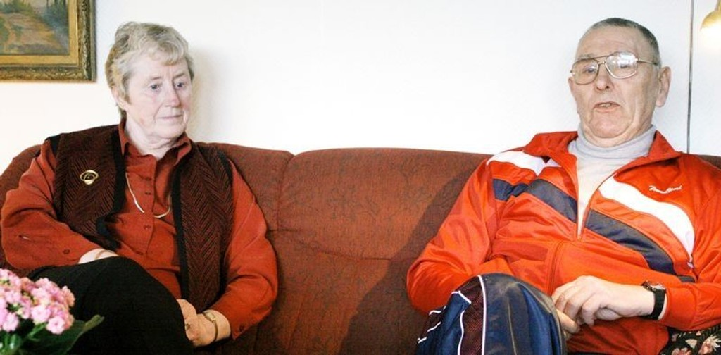 Bjørn Lindholt og kona Marit synes det er for ille at de måtte reise tur retur Oslo-Hadeland for å rette opp en feil som Get forårsaket.