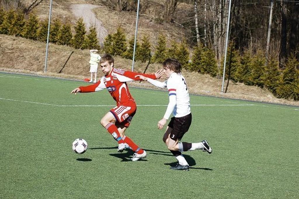 GBK-spillerne leverte en veldig god kamp mot opprykksfavoritten Kristiansund søndag, men tapte likevel 3-2.