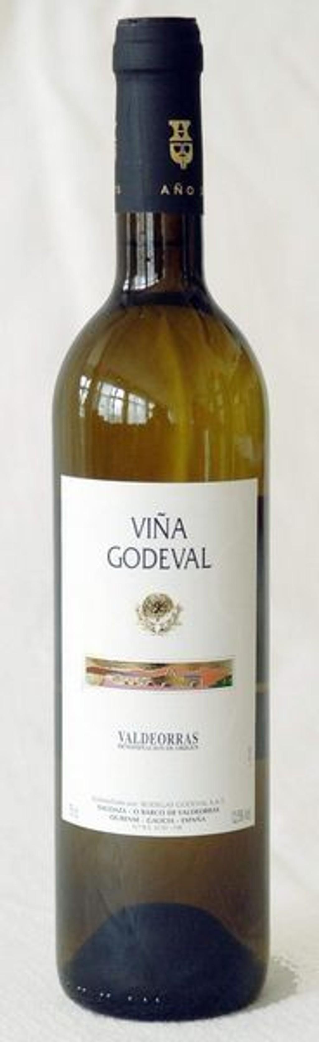 ANBEFALT: Viña Godeval Godello 2005.
