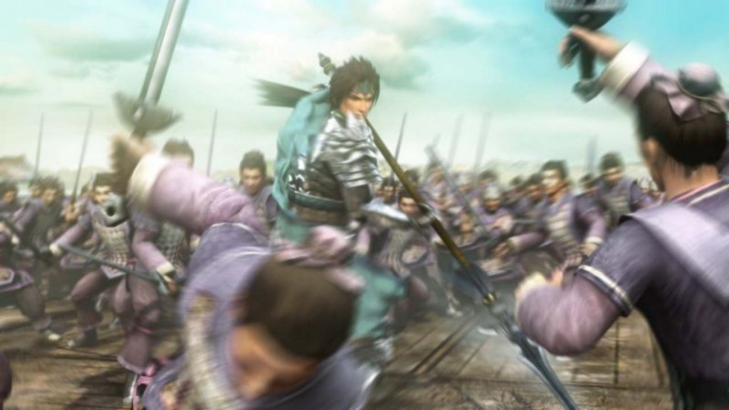 ANMELDT: Dynasty Warriors 6.