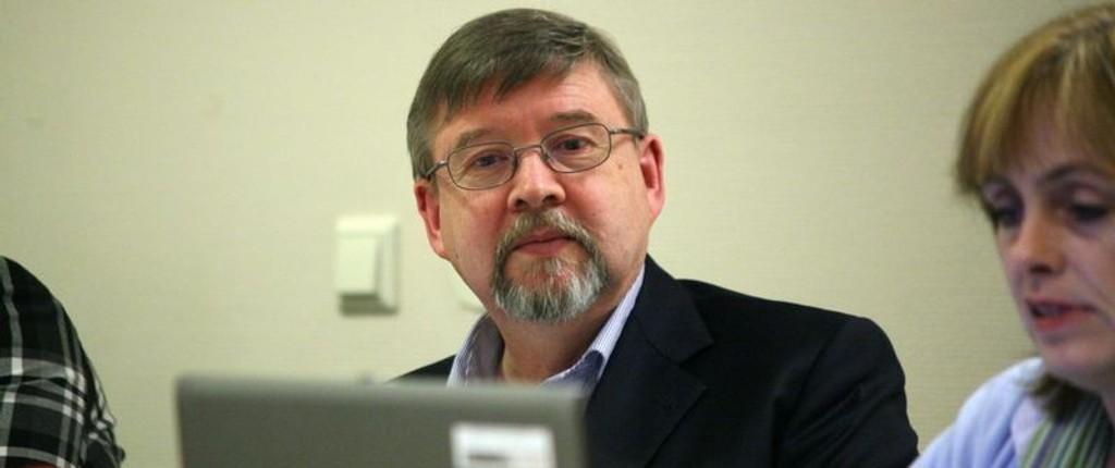 Gunnar Pedersen som er leder i BMK-komiteen oppfordrer til å sende inn forslag til kandidater til Bydelsprisen. Fristen er 15. mai. (Arkivfoto: Øystein Dahl Johansen)