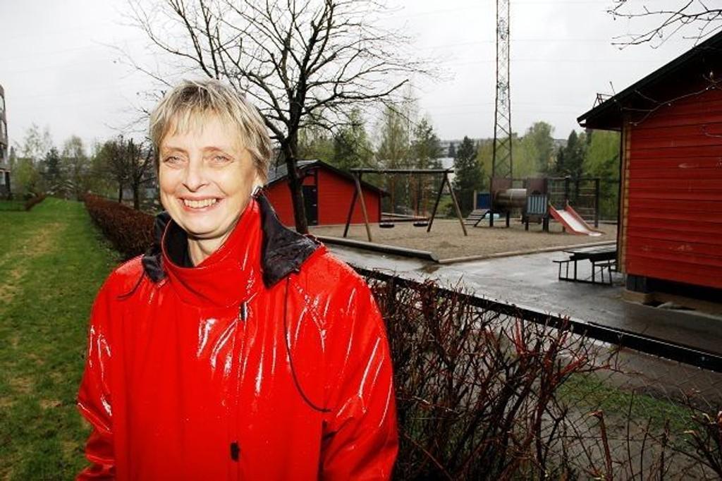 Hovedbilde: Anne Margrethe Fjermeros er inderlig glad i Hovseter. foto: alexander Synstad