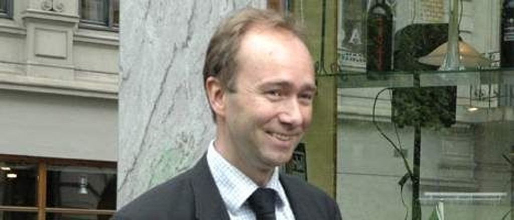 Kulturminister Trond Giske.