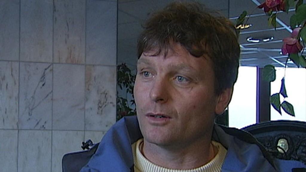 LØSLATT: Den bedragerisiktede byggmesteren Harald Langemyhr.