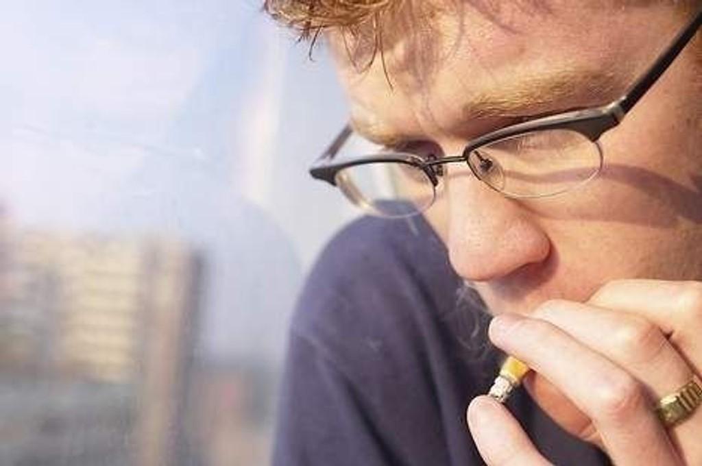 Dump røyken i sommer. Illustrasjonsfoto