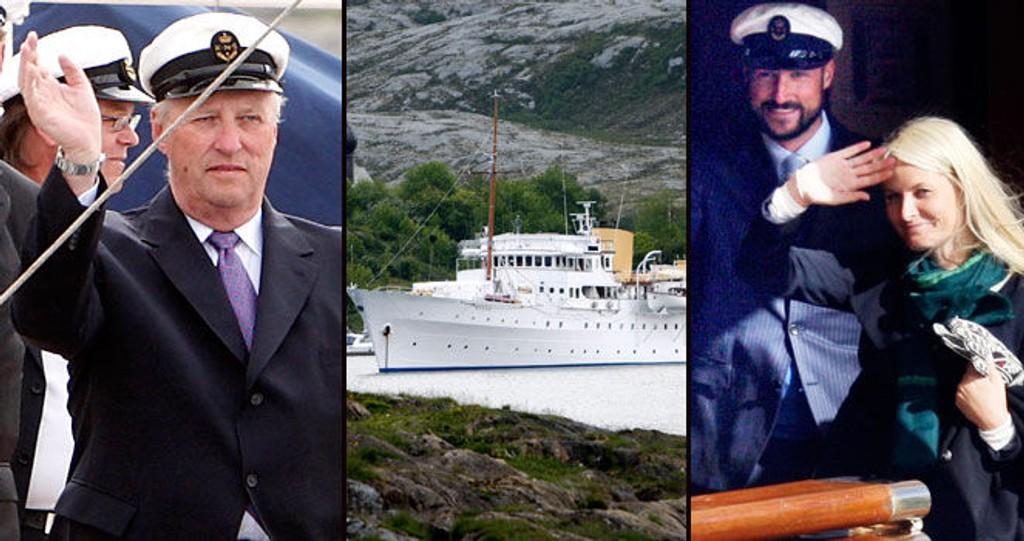 hva heter kongen i norge