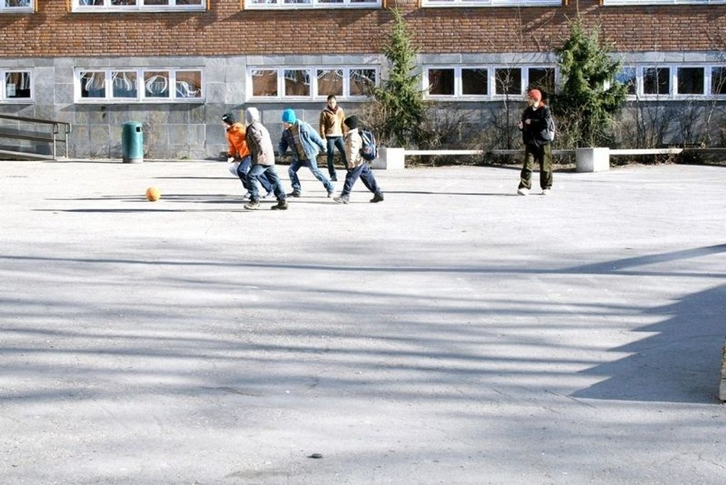 Snart begynner barna på skolen igjen. - Gjør det enklere for barna å gå til skolen, oppfordrer Helsedirektoratet.