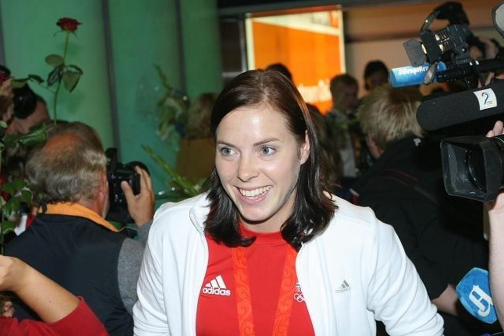 Else-Marthe Sørlie Lybekk skal spille for Nordstrand kommende sesong. Samtidig skal hun jobbe som prosjektleder for «Sunn jenteidrett».