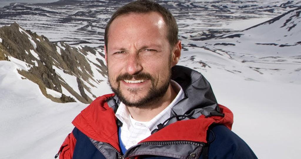 JUBILANT: 35 år feirer kronprins Haakon søndag 20.juli. Det blir feiring på det nye sommerlandstedet med kongefamilien.