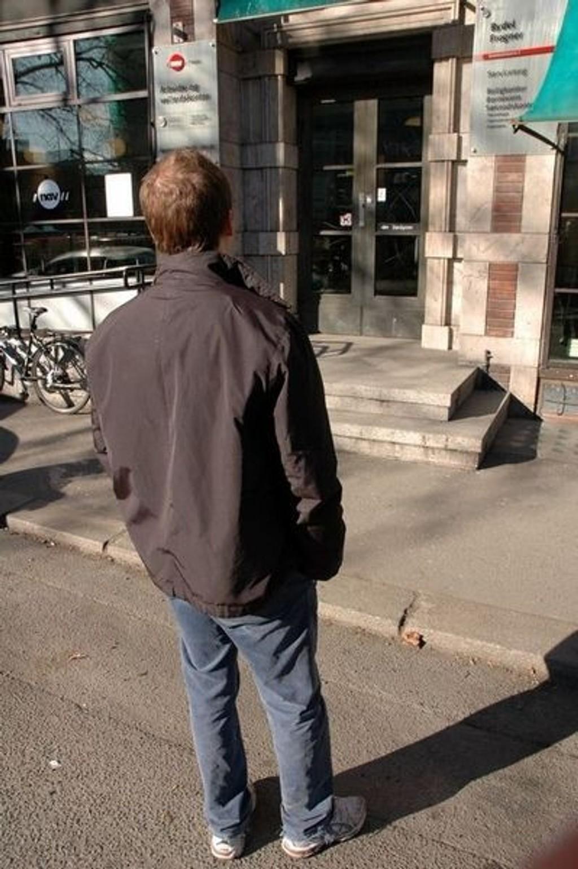 I Oslo er det økende med folk som står uten arbeid.