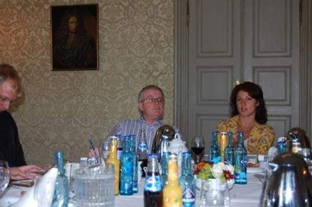 Phil Wood og Irena Guidikova hadde mye positivt å si om Oslo.