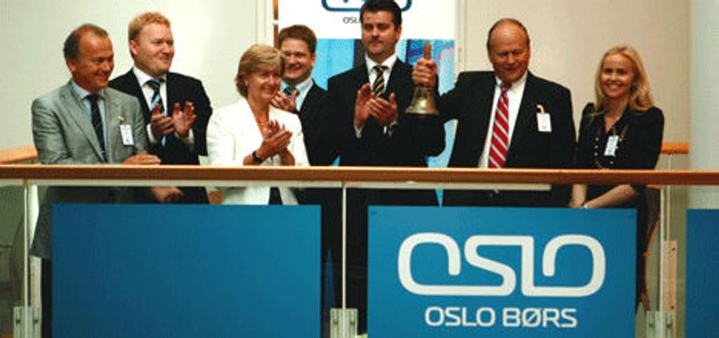Bergen Group, børsnotering, offshore