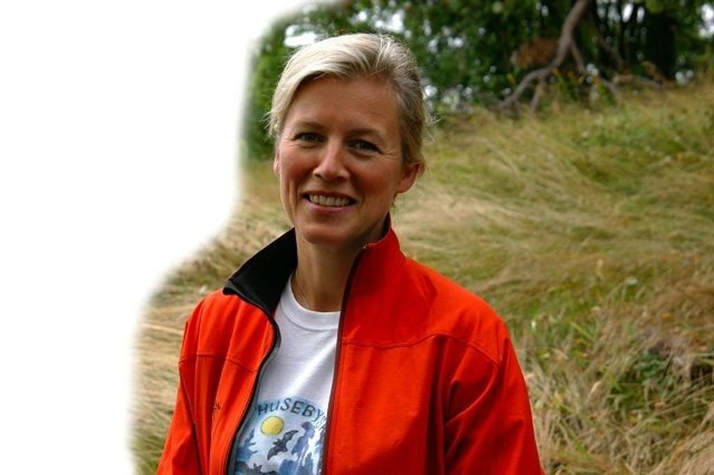 Margrethe Geelmuyden Arkivfoto
