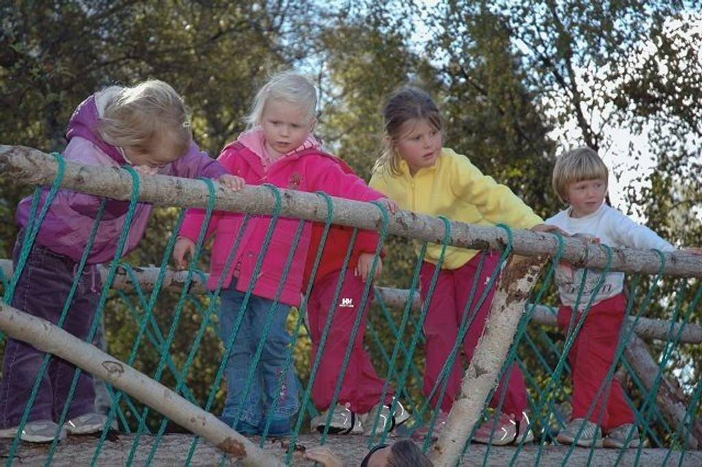 Det blir en uke fylt med aktiviteter ved Sognsvann. foto: Friluftslivets fellesorganisasjon
