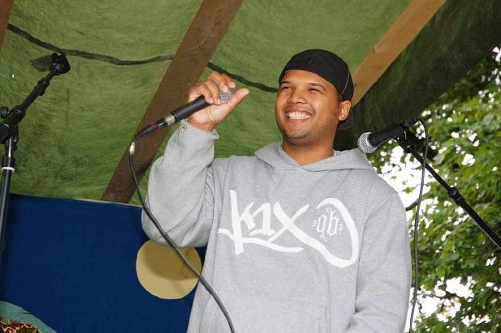 Jay el Tirano og resten av Keytel skapt stemning.